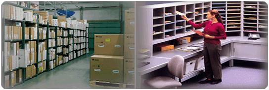 Order Document/Data Storage