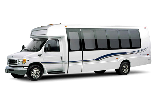 Order Minibus Rental Service