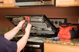 Order Stove Repair Services