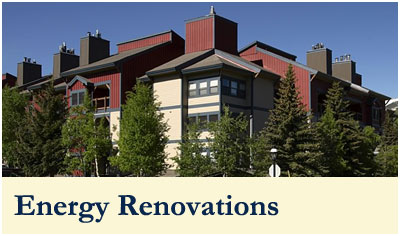 Order Commercial Buildings Energy Renovations