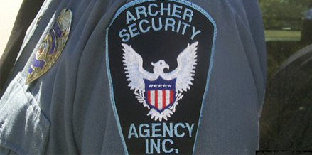 Order Archer Security Services