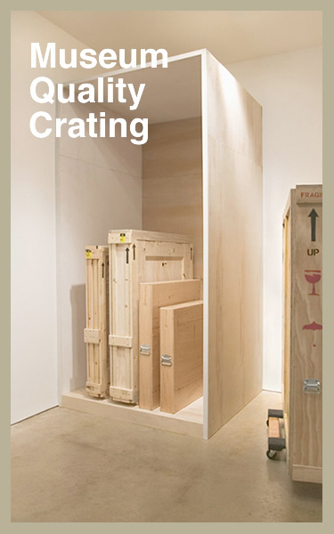 Order Packing & Crating