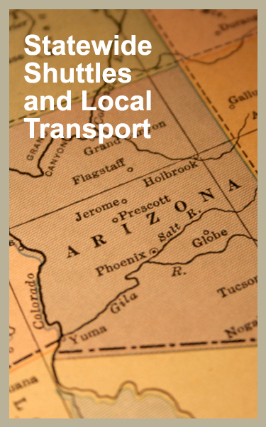 Order Statewide Shuttles and Local Transport Services
