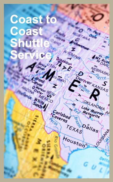 Order Coast to Coast Shuttle Service