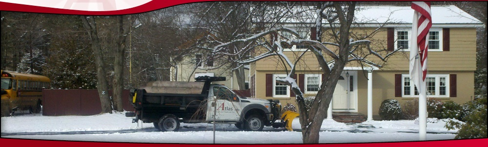 Order Snow Plowing and Snow Removal Services