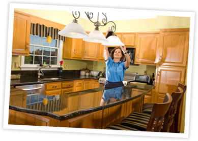 Order Kitchen Cleaning Services
