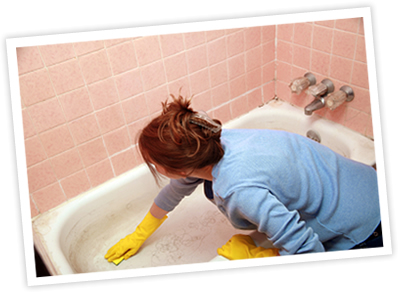 Order Bathrooms Cleaning Services