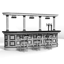 Order Bar Equipment Renting Service