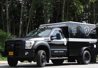 Order Armored Transportation Services