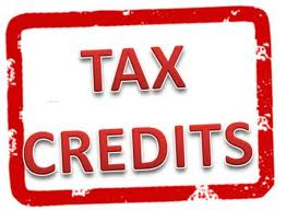 Order Tax deductions and credits
