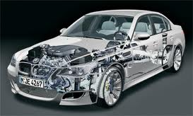 Order BMW Recommended Services