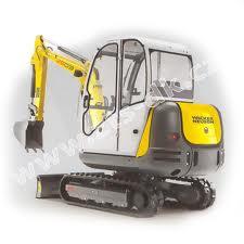 Order Construction Equipment Rent