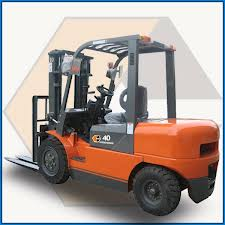Order Material Handling and Lifting Equipment Rent
