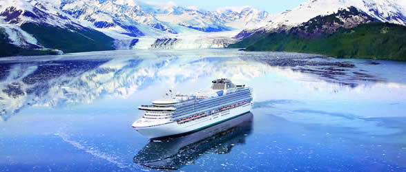 Order Alaska Cruise & Land Tours packages