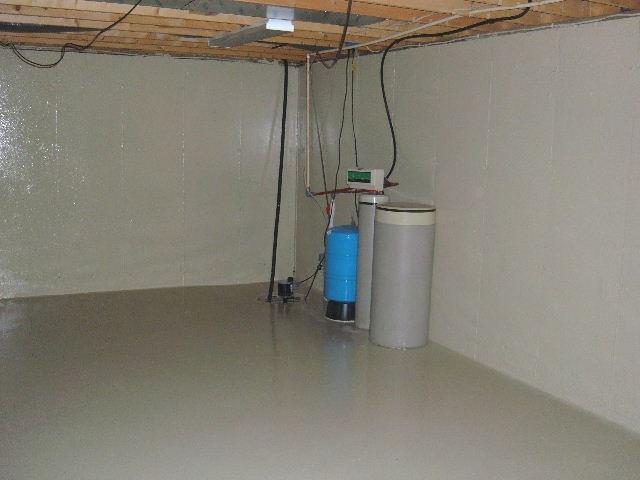 Order ALPHA BASEMENT TECHNOLOGIES-BASEMENT WATERPROOFING