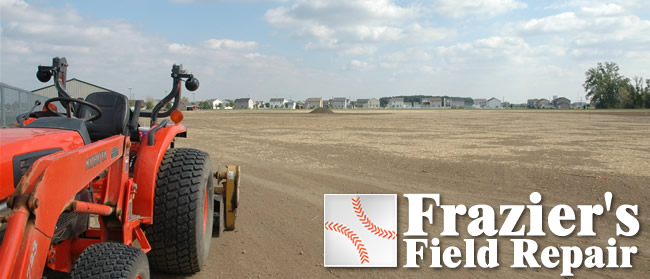 Order Baseball Field Drainage