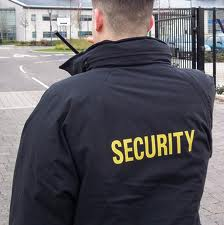 Order Security Officers