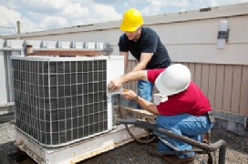 Order Air Conditioning and Heating Repair and Installation