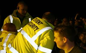 Order Event Security Services