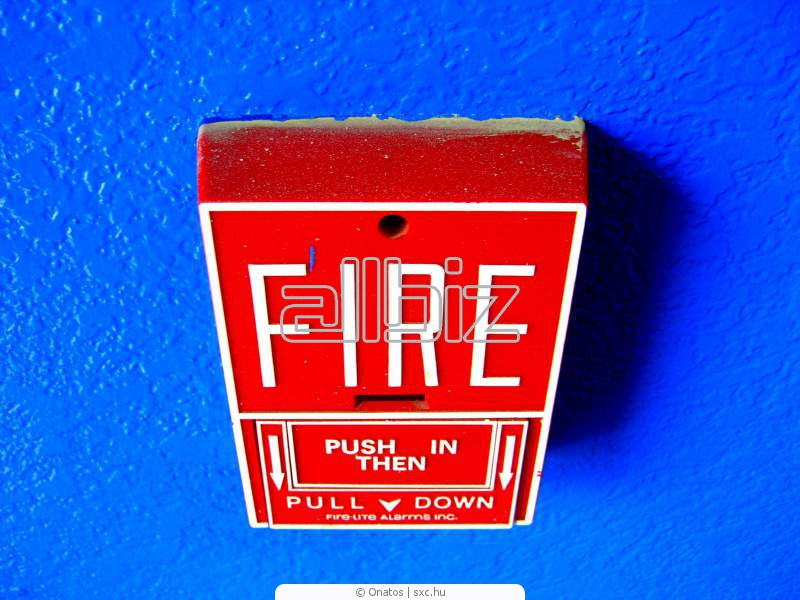 Order Commercial Fire and Life Safety