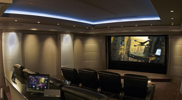 Order Home Theater System Design