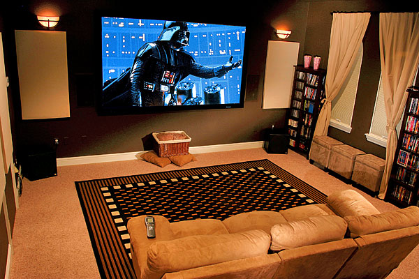 Order Media / Theater Rooms