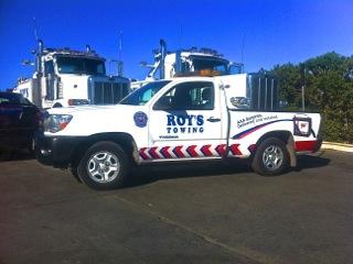 Order Service trucks