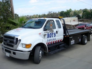 Order Flatbed towing