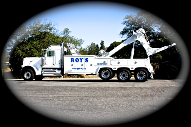Order Heavy truck towing