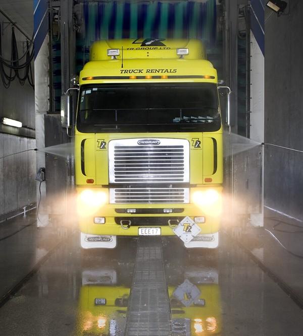 Order Truck Wash