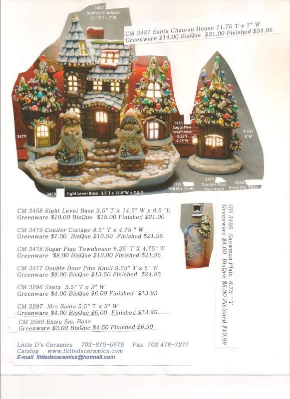Order Ceramic pottery
