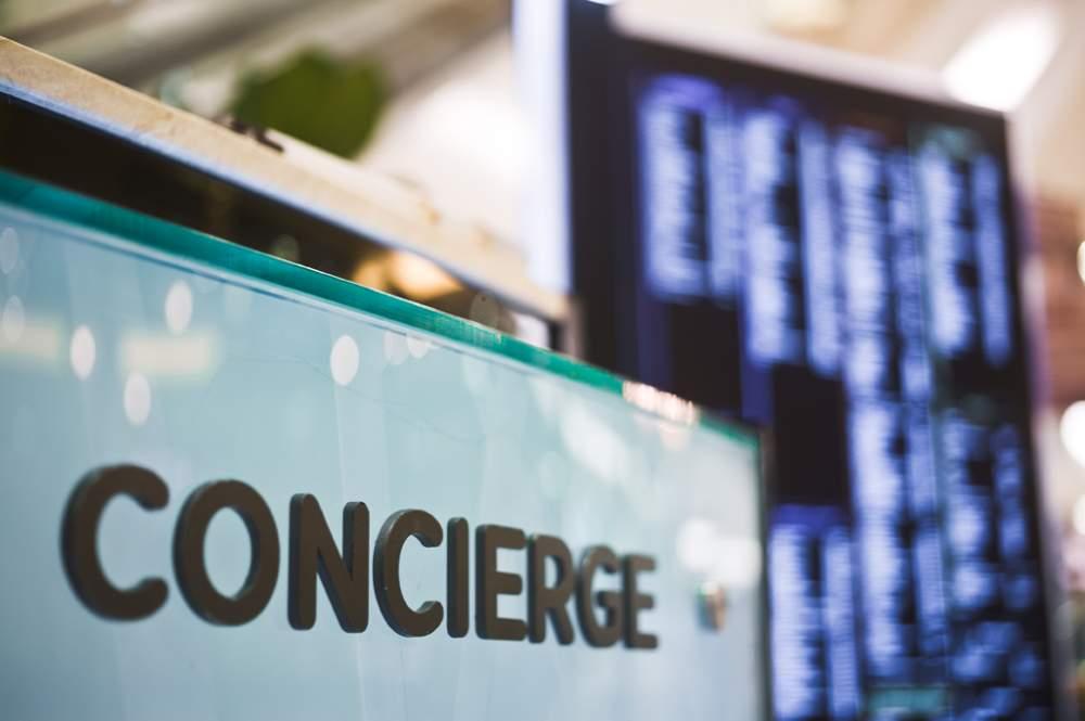 Order Concierge