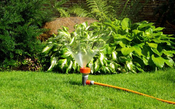 Order Irrigation Systems