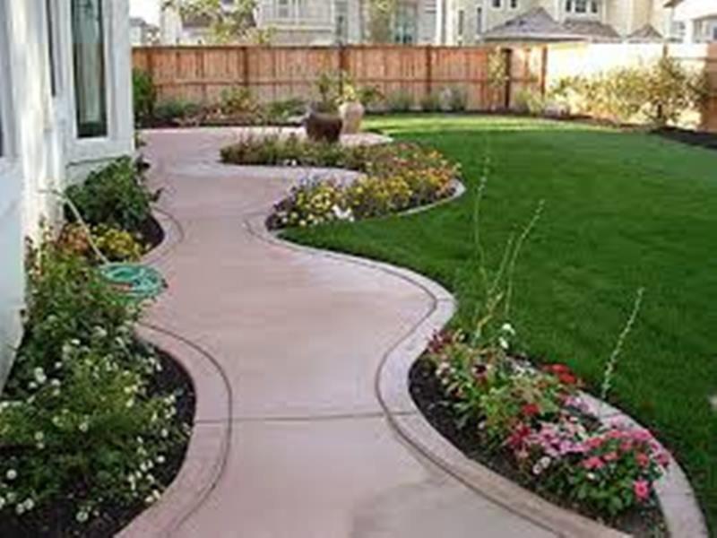 Order Walkway & driveway of Concrete