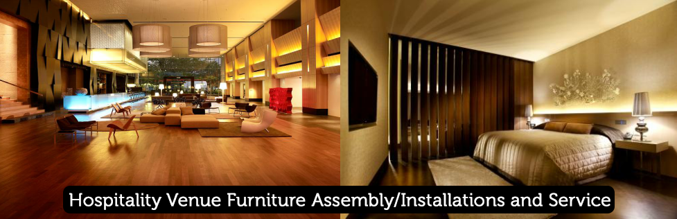 Order Professional Furniture Assembly Service in Chicago