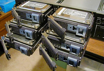 Order RAID Data Recovery Service