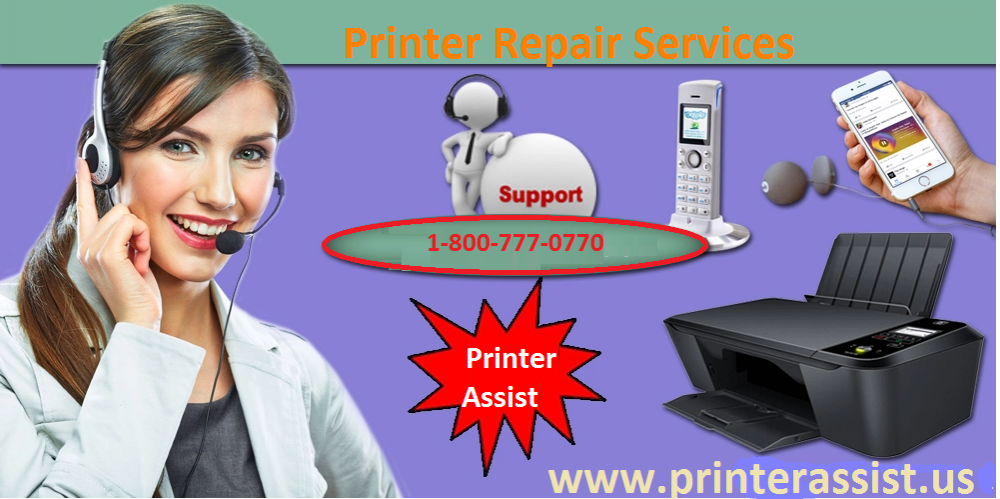Order Printer Technical Support Services