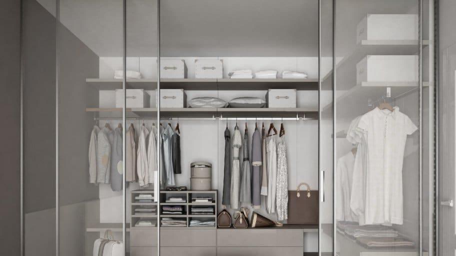 Order Custom Closet Design