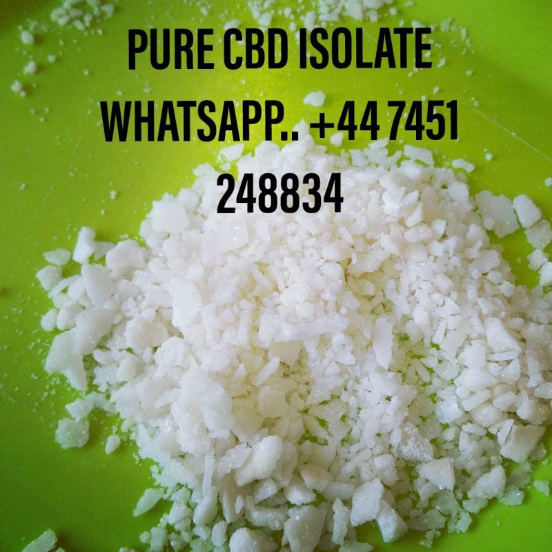 Order Organic CBD Hemp and CBD Isolate Available for sale