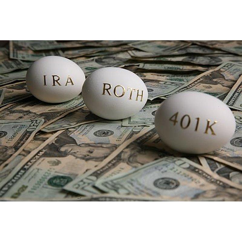 Order Retirement Accounts