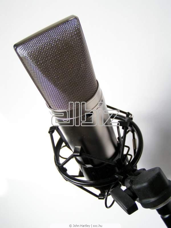 Order Digital sound recording