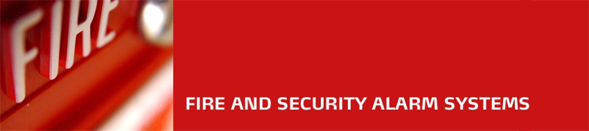 Order Fire and Security Alarm Systems