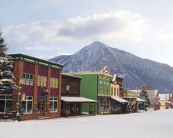 Order Crested Butte Colorado : Ski Packages