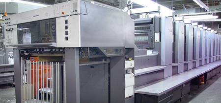 Order 10 Color Printing Solutions