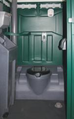 Flushing Portable Toilet