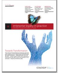 Loyalty programs and consulting