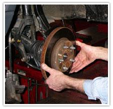 Brake System Exchange