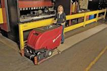 Industrial Cleaning and Street Sweeping Equipment