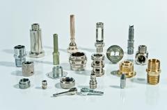 Screw Machine Services: Multi-Spindle