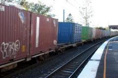 Rail shipments
